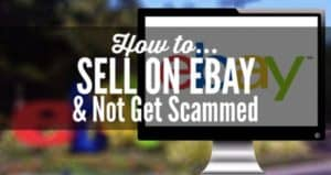 side hustles - how to sell on ebay