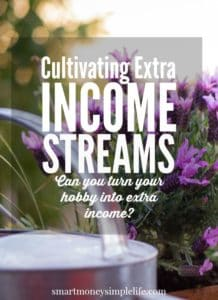 Make extra money by turning your gardening hobby into a side hustle