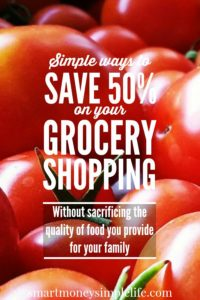 frugal food - save money on groceries