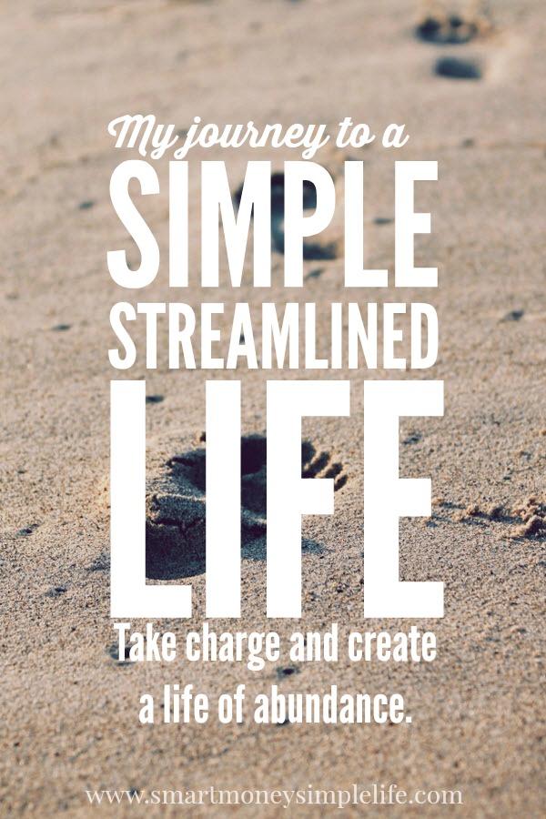 create a simple abundant life
