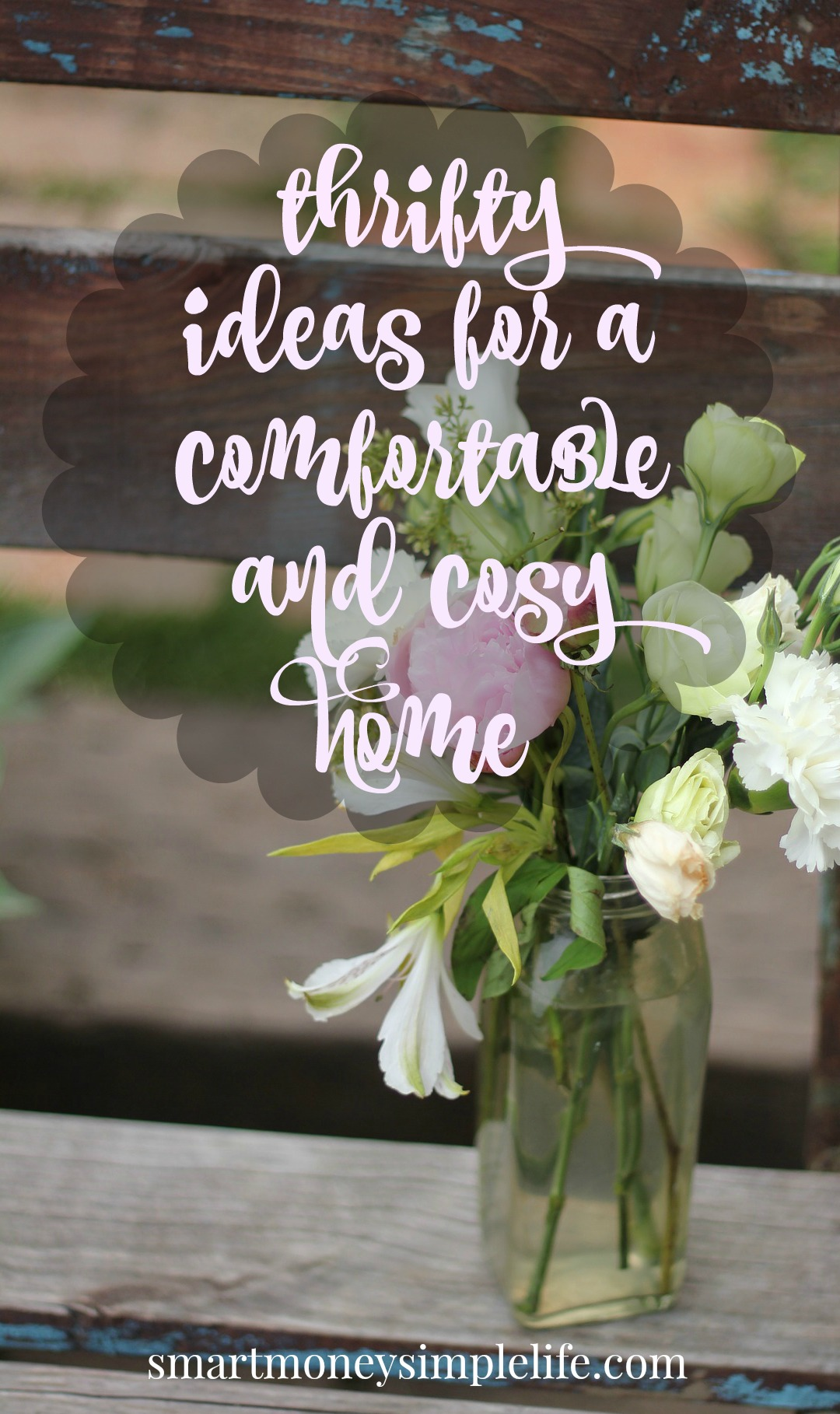 thrifty ideas for creating a comfortable and cosy home