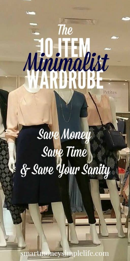 The 10 item wardrobe - There are many benefits to creating your own minimalist capsule or 10 item wardrobe and they are...