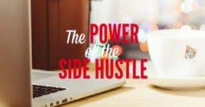 diversify income using a side hustle
