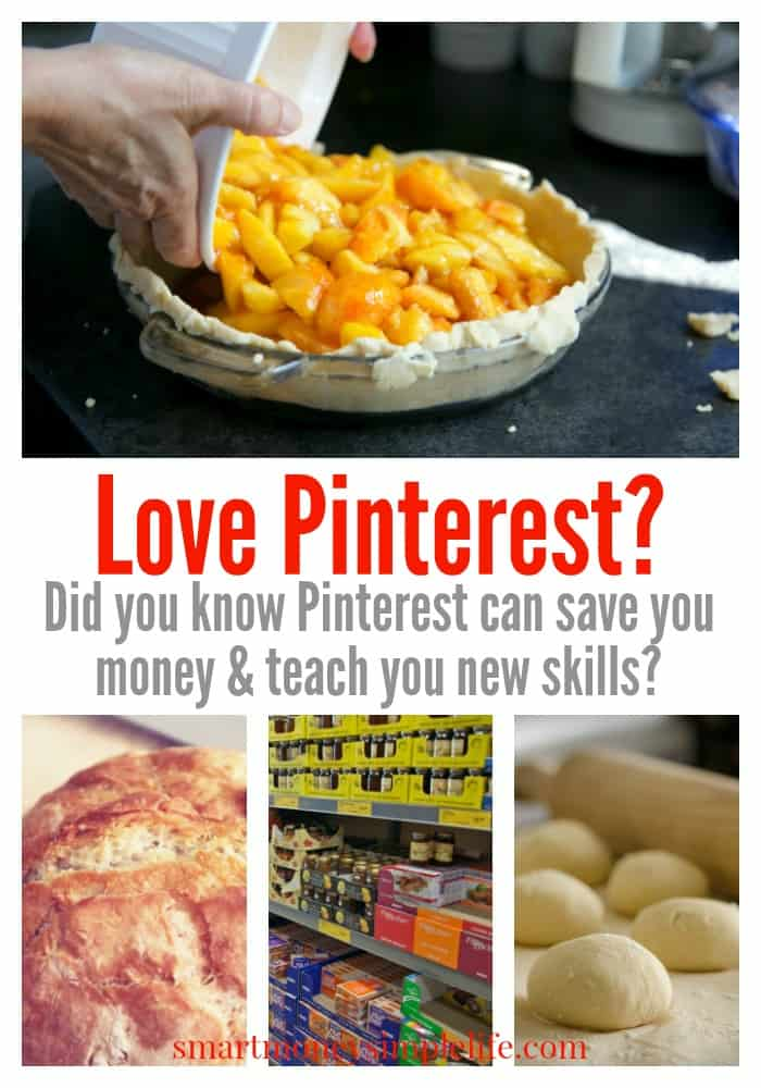 learn how to use pinterest to save money