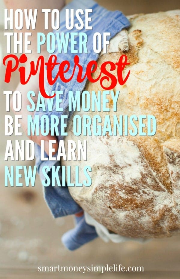 use the power of pinterest to save money