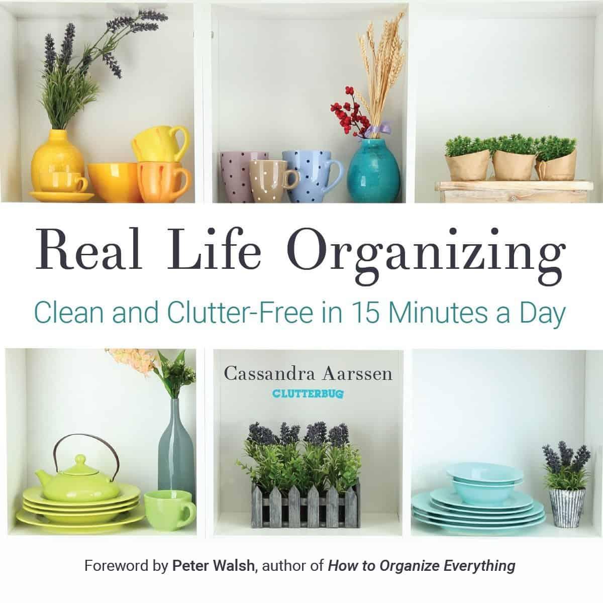 Gorgeous Books: Real Life Organizing