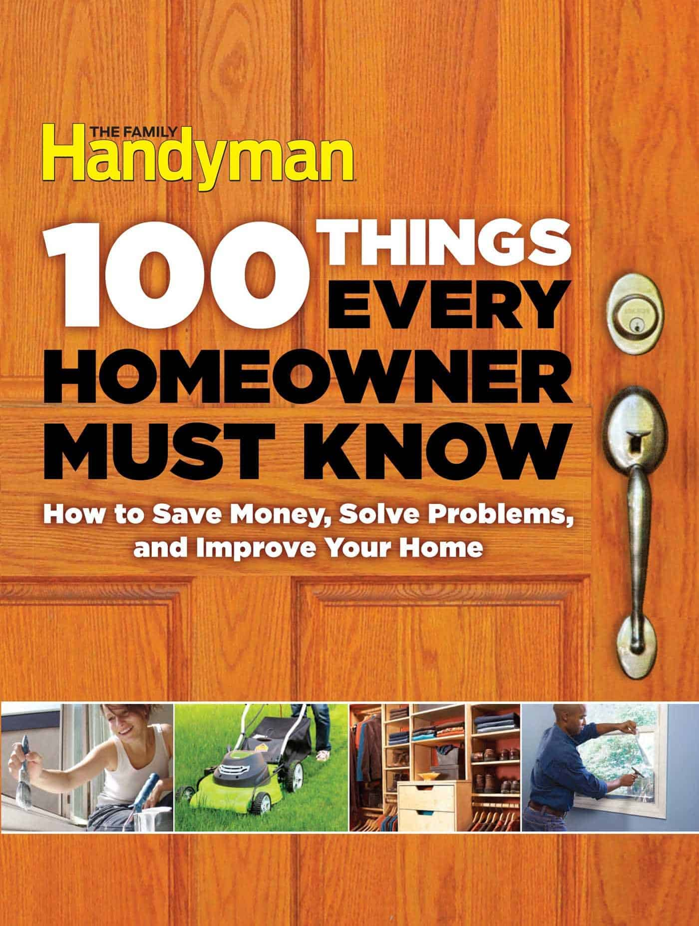 Gorgeous Books: 100 Things Every Homeowner Must Know