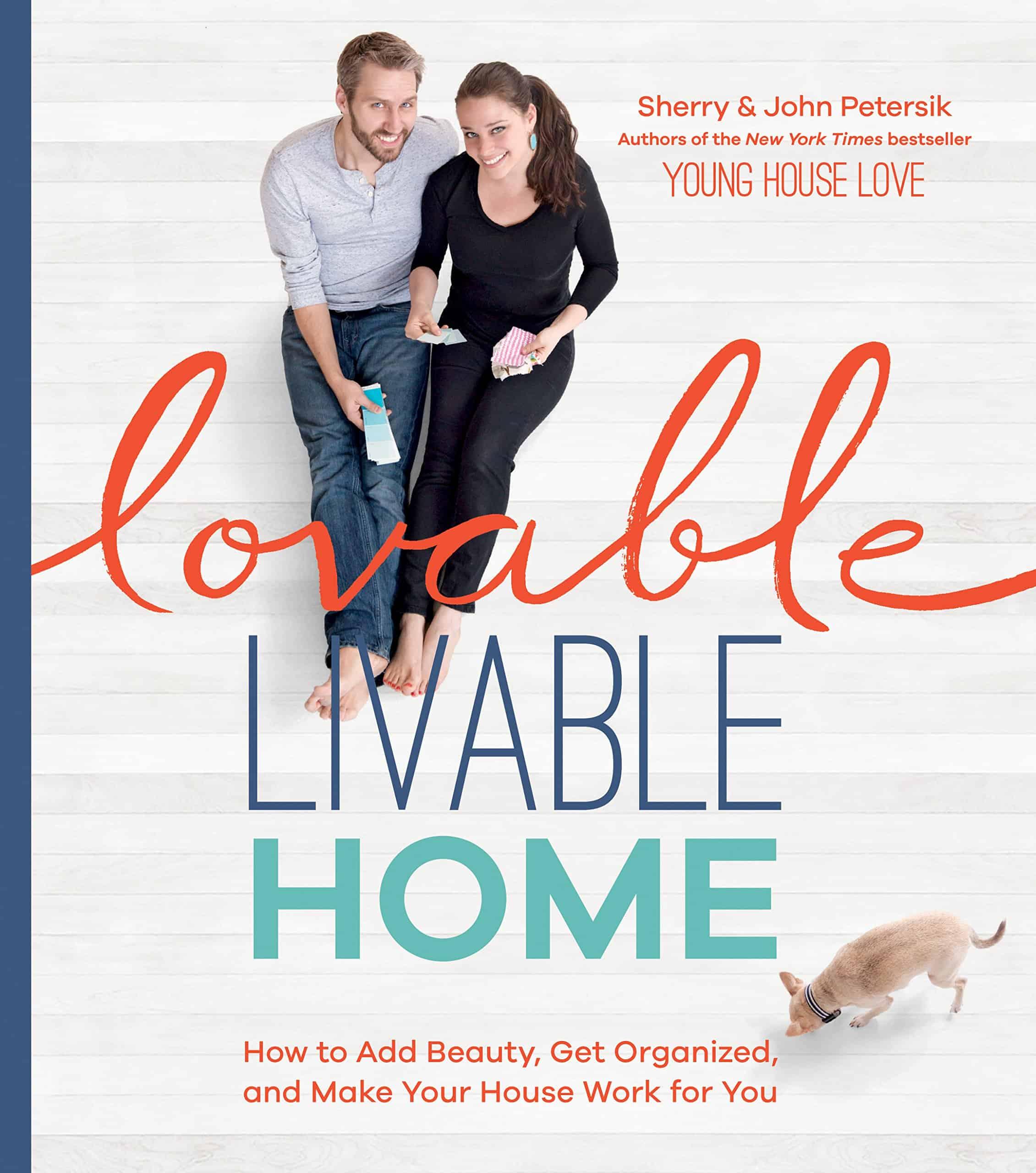 Gorgeous Books: Lovable Livable Home