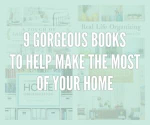 Gorgeous books to help make the most of your home