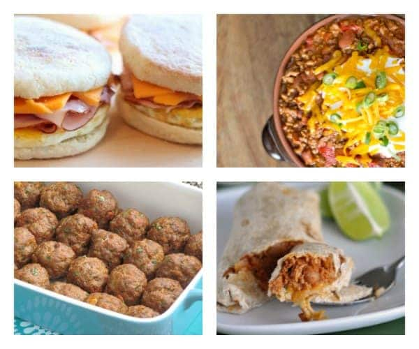 Easy Freezer Meals for a Frugal Grocery Budget