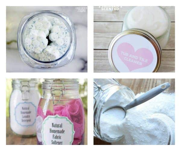 Safe cleaning products you can make at home smart money for Products you can make at home