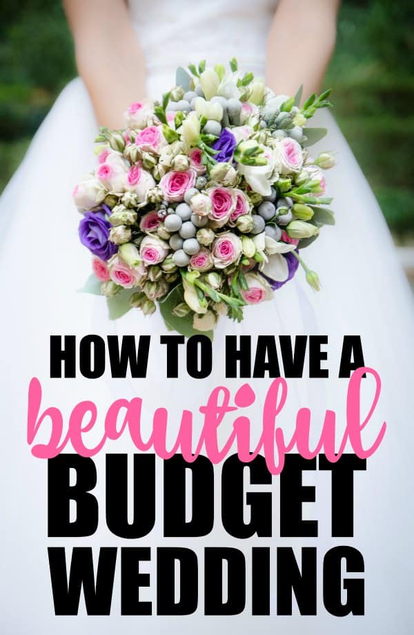 Budget Wedding   How to have a beautiful budget wedding