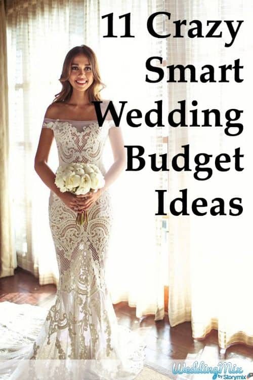 Budget Wedding   Amazing Real Wedding Budget Ideas From Real Brides