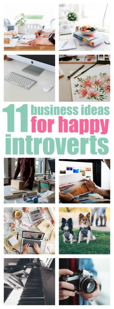 11 awesome and cheap business ideas for introverts.