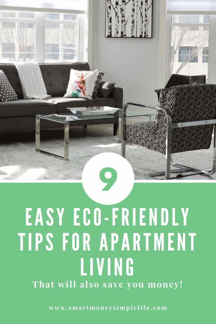 9 Easy Eco-Friendly Tips for Apartment Living - Smart Money ...