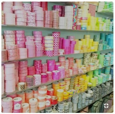 huge-selection-colorful-washi-tape