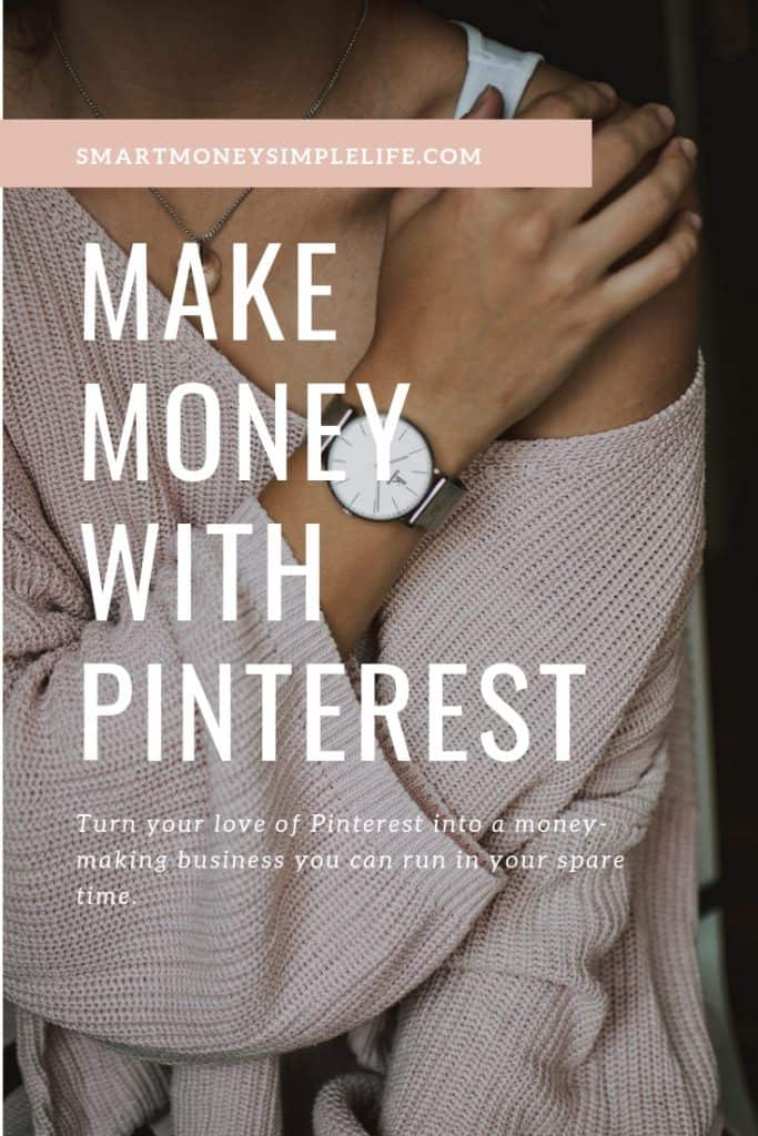 A lifestyle blog is a great way to make money on Pinterest. If you already love Pinterest, why not create a business with it?